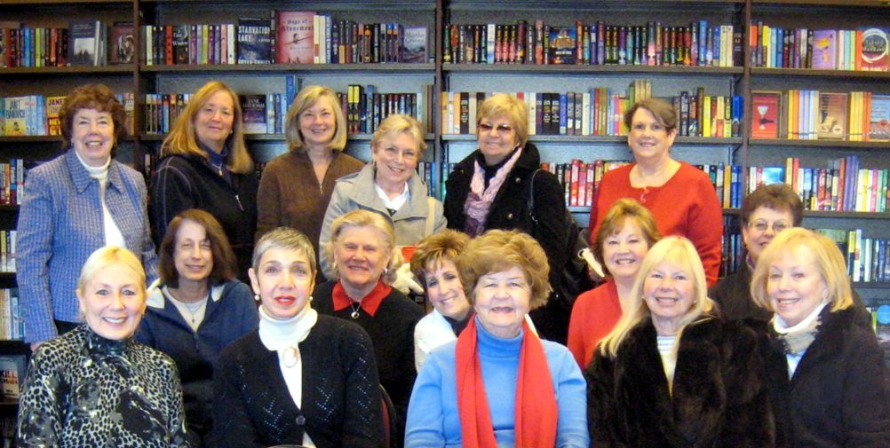 Barnes & Noble: 'The Literary Gallery' Book Club visit with Yona Zeldis McDonough