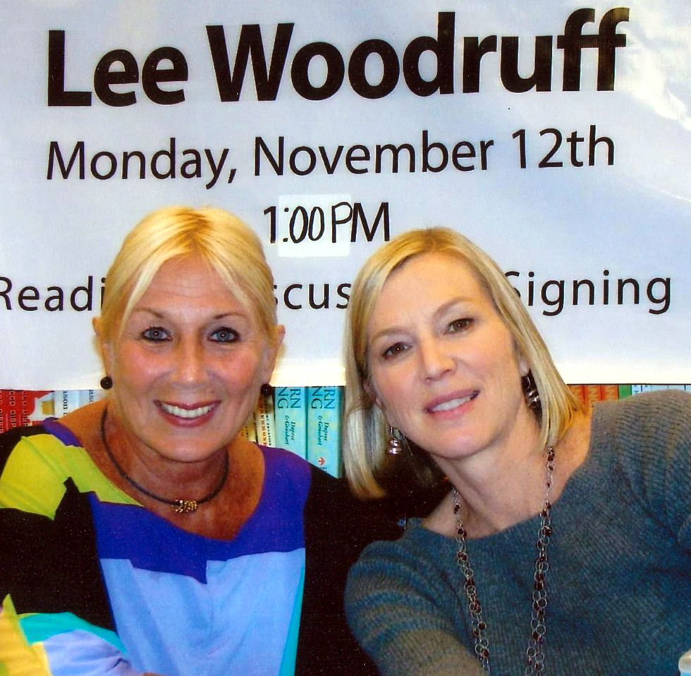 With Lee Woodruff, 'Those We Love Most'